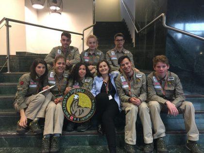 El reto de preparar a los jóvenes como portavoces